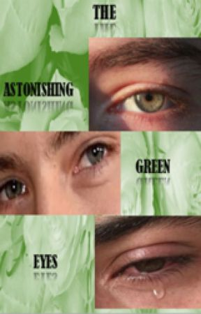 The astonishing green eyes [Cole Sprouse fanfic]  by ohitsrebecca
