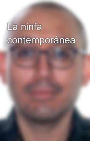 La ninfa contemporánea by emiliolopez1985