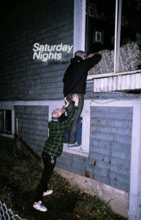 Saturday Nights  by versacepilots