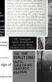 Quotes/Poems about selfharm  suicide and depression by Nerena99
