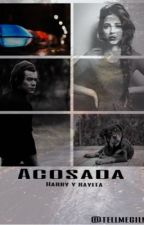 ACOSADA (harry style y tú ) by gilmerith