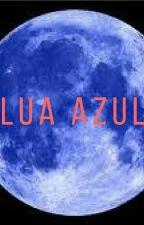 Lua Azul by Plasmatyk