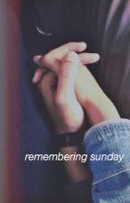 Remembering Sunday (Alex Gaskarth) by blink182xo