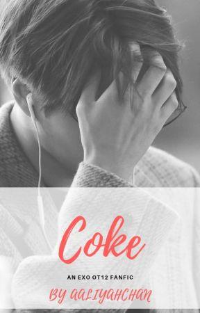 Coke by aaliyahchan