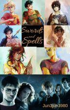 Swords and Spells by Junjune3980