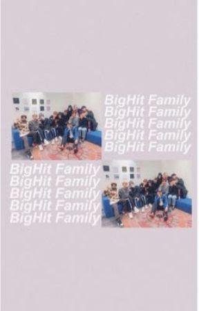 BIghit Family by kookiehasnojams
