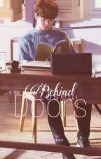 Behind Closed Doors JK•TH by pineaxpples