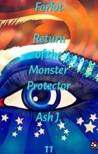 Forlot: Return of the Monster Protector - Book Eleven by Forlot_Forever