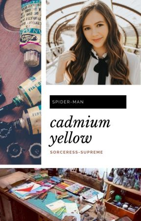 cadmium yellow || p. parker by sorceress-supreme