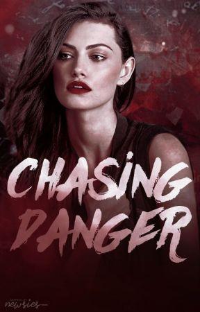 chasing danger [ camp nagramakmo july 2k19 ] by newsies-