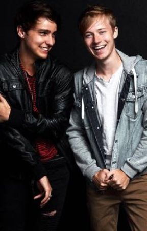 Read If You Love Sam and Colby by blondietroye