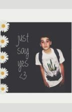Just say yes(sam pottorff ) by adridelima