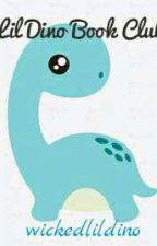 Lil Dino Book Club by wickedlildino