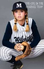 The girl on the baseball team by Jessica4422