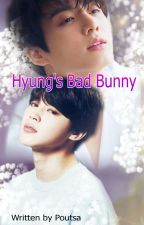 Hyung's Bad Bunny by HtetHtetLwin306