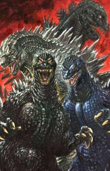 Godzilla Harem Wattpad