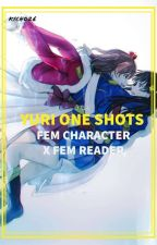 YURI ONE SHOTS (FEM CHARACTERS x FEM! READER ) by kiiro2726