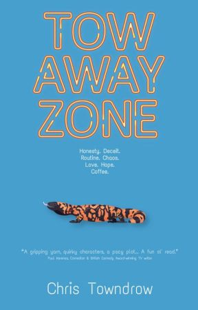 Tow Away Zone by ChrisTowndrow