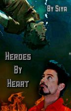 Heroes By Heart || Percy Jackson And The Avengers Crossover by Sfhalo