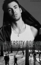 University Bound (A Chris Evans love story) by christhemeatball
