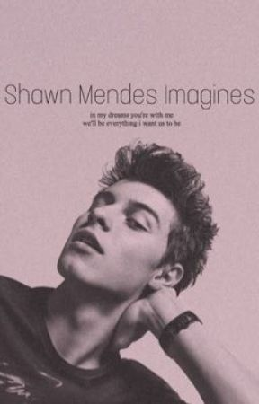 Shawn Mendes Imagines by simplyshawnx