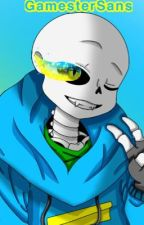 Art of Game and his AUs by Gamester-Sans