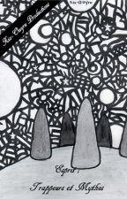 Esprits; Les trois peuplades by Xia-Owyru