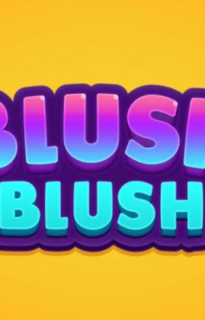 Blush Blush X reader one-shot's - Mcfuck off *lime? Lemon