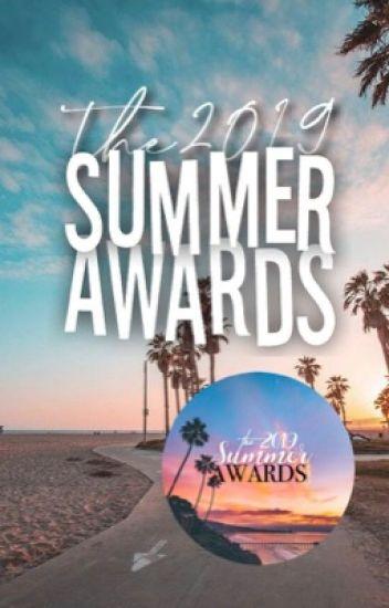 The Summer Awards 2019   OPEN