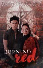 Burning Red || Nicholas Scratch by purplewriter_x