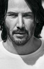 Keanu Reeves x Reader by bowtiesarelit