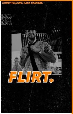 FLIRT ↺ KARA DANVERS by honeyholland