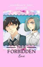Their Forbidden Love (Cecile x John) (unOrdinary fan fiction) by _unordinary_love_