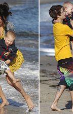 Sawyer Drew Bieber justlena/jelena love story by RainbowBubbles18