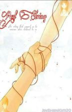 Red String by JinShenKim20