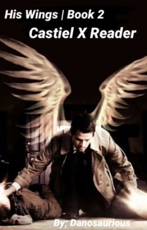 His Wings | Castiel X Reader | Book 2 by Danosaurious