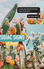Zodiac Signs by Evebergeriscool