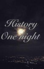 История одной ночи  by KissaWow