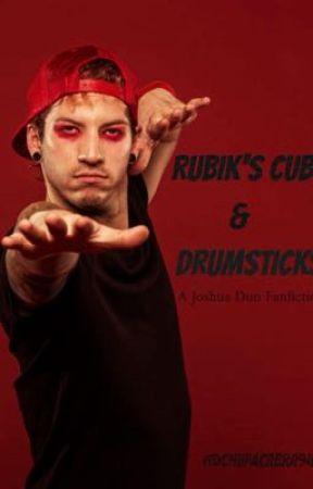 Rubik's Cube & Drumsticks (A Josh Dun Love Story)  by Chupacabra94