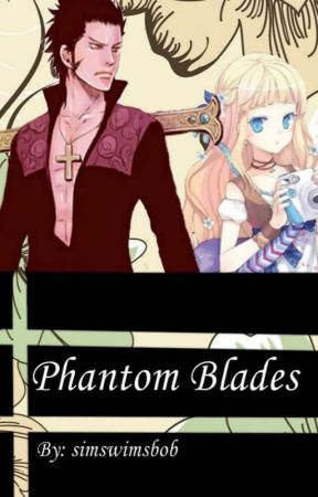 Phantom Blades by simswimsbob