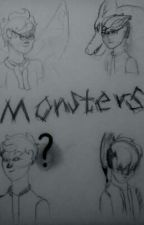Monsters  (Analogical & Royality) by MoonGazer215