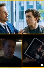 Peter Parker and Tony stark OneShots || Irondad Spiderson by im_lonely_basic