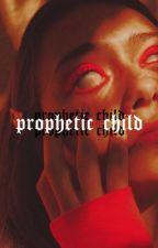 PROPHETIC CHILD ━━ george weasley by flleurs