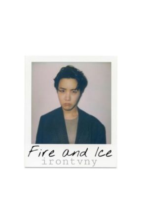 fire and ice ⟶ 𝐁. 𝐁𝐀𝐑𝐍𝐄𝐒 ✔︎ by irontvny