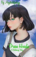Green Hoodie | BUTCHERCUP by Angelwithfeelings