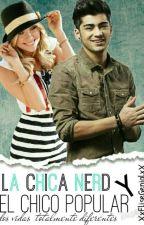 La Chica Nerd Y El Chico Popular. Z.M.[EDITANDO]. by Elisalove09