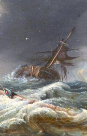 Journal d'un capitaine à la mer by Anais_bgd
