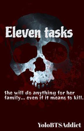 Eleven Tasks by YoloBTSAddict