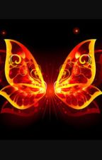 The Flames of a Butterfly by natashadpeverett