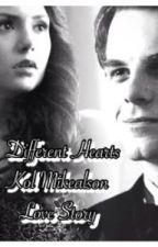Different Hearts/ Kol Mikealson by nathalielynch